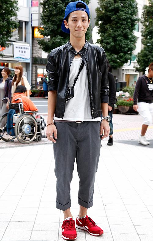 坊主 ファッション 夏 高校生