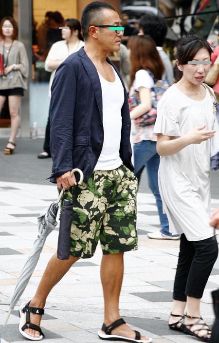 坊主 おしゃれ ファッション