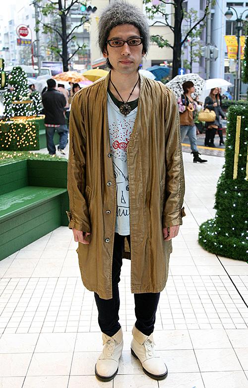 定点観測・第311回 Guest #02235 ストリートファッション ...