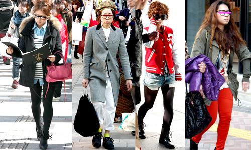 今回のトレンドの背景には、00年代のファッショントレンドが、「小物が主役」の時代であったことがあげられる。なかでも帽子の次に何度も取り上げてきたメガネ/