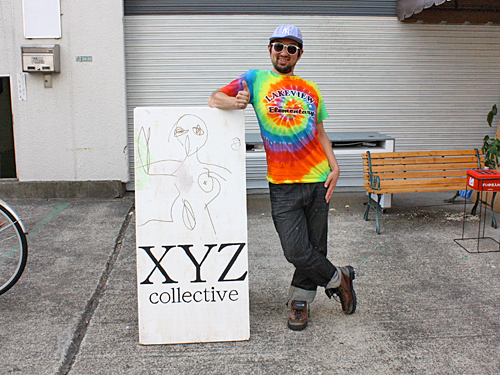 XYZ collective(エックスワイジーコレクティブ)