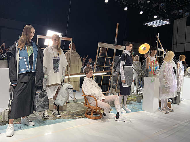 Rakuten Fashion Week 2020SS ②